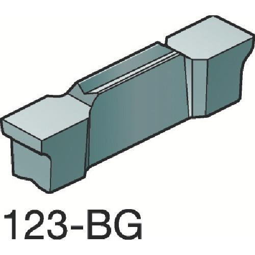 サンドビック コロカット2 突切り・溝入れブランクスチップ H13A 10個 N123E2-0270-0002-BG:H13A