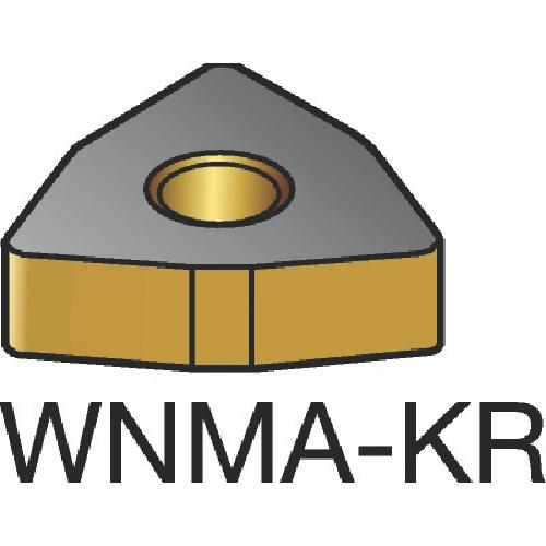 サンドビック T-Max P 旋削用ネガ・チップ 3205 10個 WNMA 08 04 08-KR:3205
