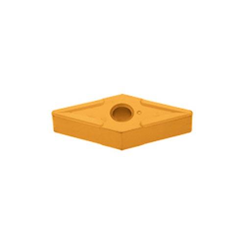タンガロイ 旋削用M級ネガTACチップ COAT 10個 VNMG160404:T9015