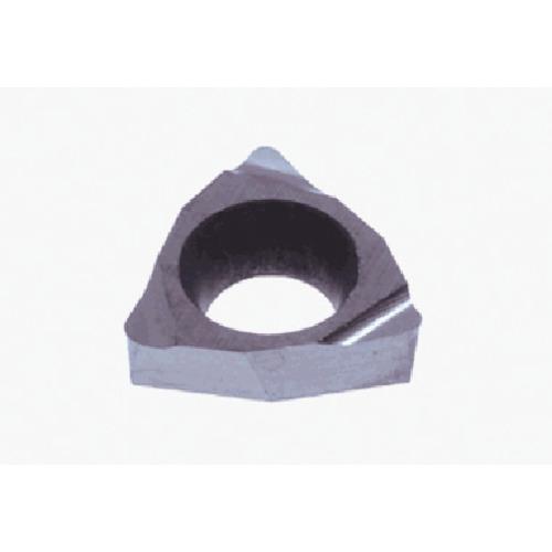 タンガロイ 旋削用G級ポジTACチップ SH730 10個 WBGT030100L-W08:SH730