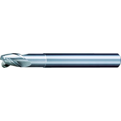 三菱K ALIMASTER超硬ラジアスエンドミル(アルミニウム合金用・S) C3SARBD1600N0700R100