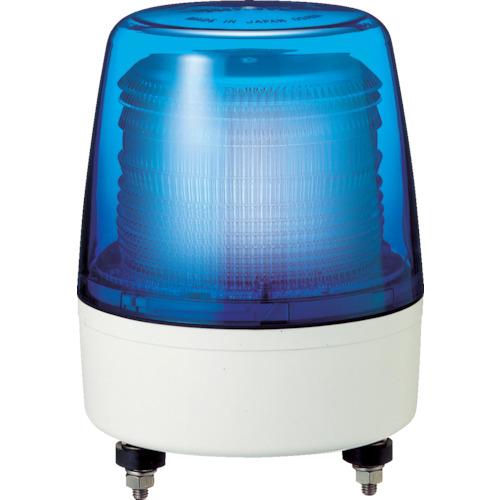 パトライト 中型LEDフラッシュ表示灯 色:青 XPE-M2-B