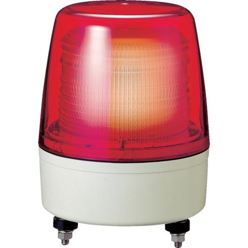 パトライト 中型LEDフラッシュ表示灯 色:赤 XPE-M2-R
