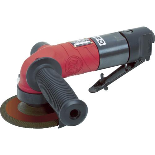SI エアアングルグラインダー 適用砥石寸法外径×厚さ×内径(mm)100×6×15 SI-AG4-A2PJ
