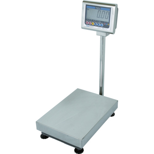 【直送品】ヤマト 完全防水形デジタル台はかり DP-6302-WP2K-60(検定品) DP-6302-2WPK-60