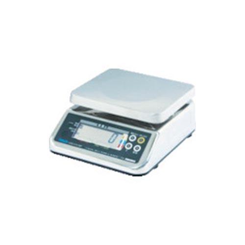 【直送品】ヤマト 完全防水形デジタル上皿自動はかり UDS-5V-WP-15 15kg UDS-5V-WP-15