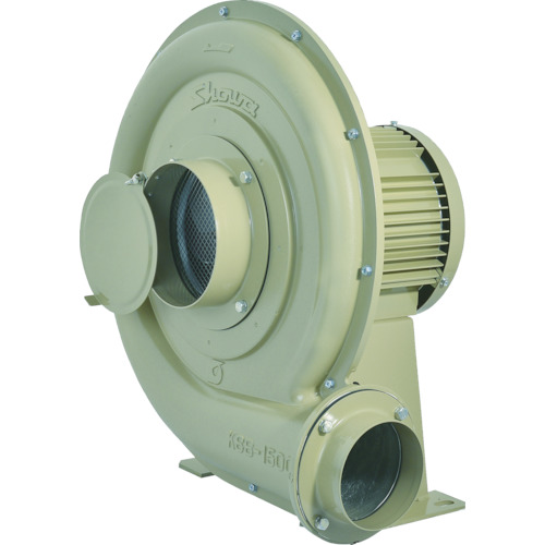 【運賃見積り】【直送品】昭和 高効率電動送風機 高圧シリーズ(2.2kW-400V)KSB-H22-40 KSB-H22-400V-60