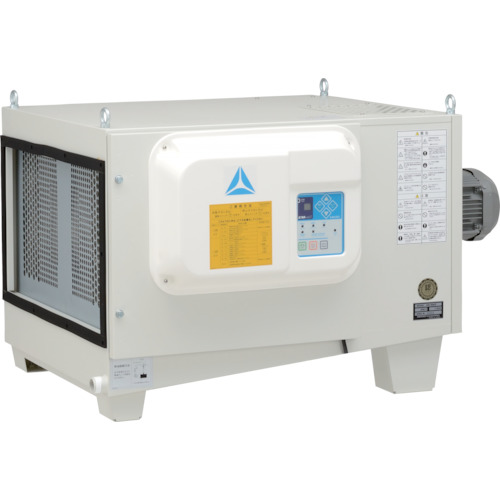 【運賃見積り】【直送品】アマノ 電気集塵式ミストコレクター 1.5KW EM-30E2