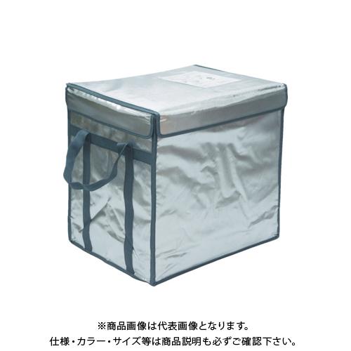 【COOL NAVI 2020】【個別送料1000円】【直送品】TRUSCO 超保冷クーラーBOX マジックテープタイプ 50L TCB-50