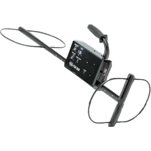 【運賃見積り】【直送品】WHITE 金属探知機 メタルディテクター TM808