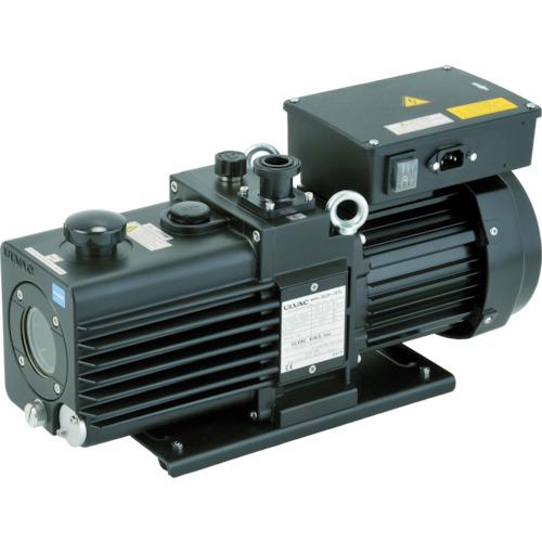 【個別送料1000円】【直送品】ULVAC 三相マルチ 油回転真空ポンプ GLD-202AA