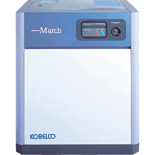 【直送品】コベルコ 油冷式スクリューコンプレッサー 5.5kW CM6BD3-5