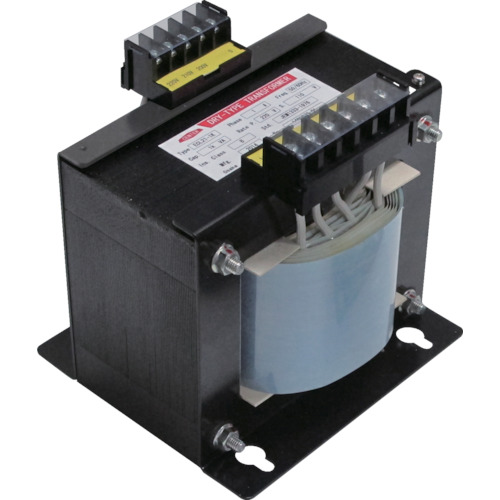 【運賃見積り】【直送品】CENTER 変圧器 最大電流(A)6.81 容量(VA)750 ECL21-750