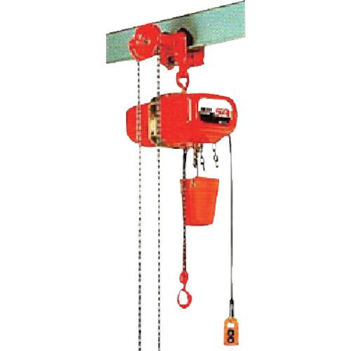 【公式ショップ】  【直送品】象印 SAG-00560:KanamonoYaSan KYS 単相100Vギヤードトロリ式電気チェーンブロック0.5t-DIY・工具