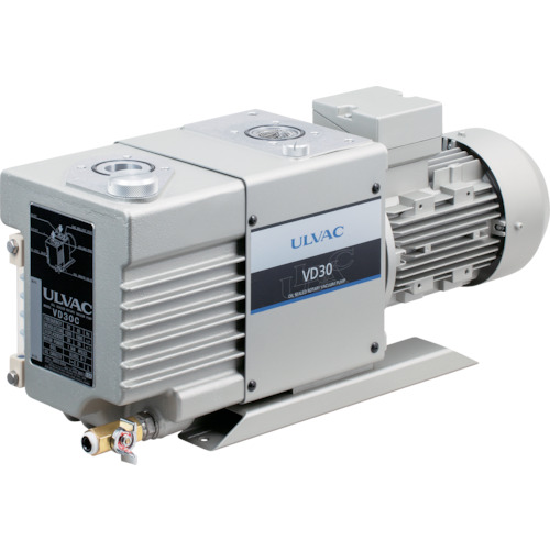 【個別送料1000円】【直送品】ULVAC 油回転真空ポンプ VD30C VD30C