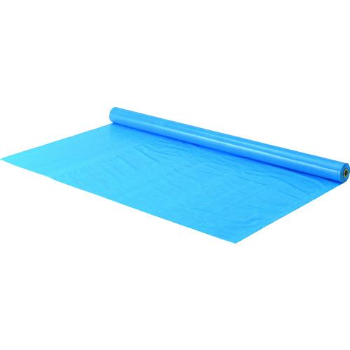 【個別送料1000円】【直送品】萩原 ターピークロスブルー#3000 2.7m幅×100m TPC27BL