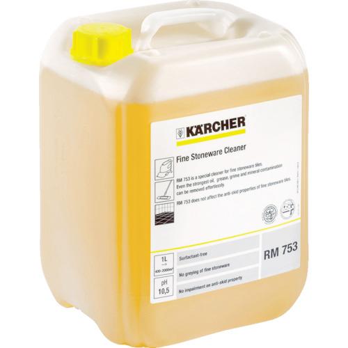 ケルヒャー 床洗浄機用洗剤RM 753 10L 62950820