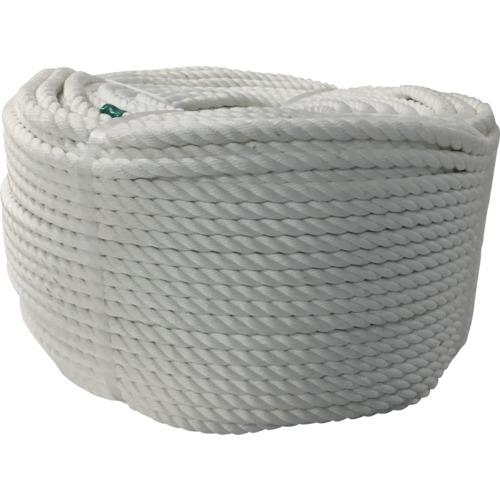 ユタカメイク ロープ ポリエステルロープ巻物 12φ×200m S12-200