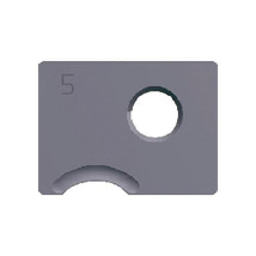 富士元 Rヌーボー専用チップ 超硬M種 TiAlNコーティング 5R NK6060 3個 N54GCR-5R:NK6060