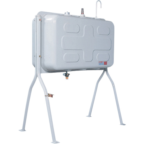 【運賃見積り】【直送品】ダイケン 屋外用灯油タンク ホームタンク標準脚490型 HT-K490VH