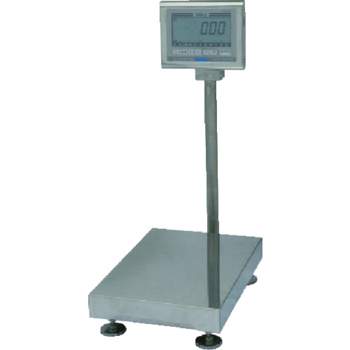 【直送品】ヤマト 本質安全防爆デジタル台はかり DP-6700ExN-60S-P DP-6700EXN-60S-P