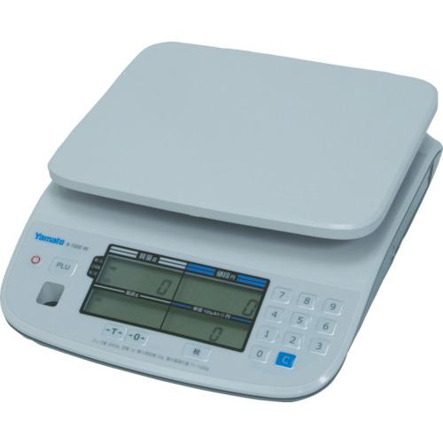 【運賃見積り】【直送品】ヤマト デジタル料金はかり R-100E-W-6000