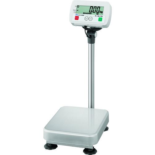 【個別送料1000円】【直送品】A&D 防水型デジタル台はかり 150kg/20g SC150KAM