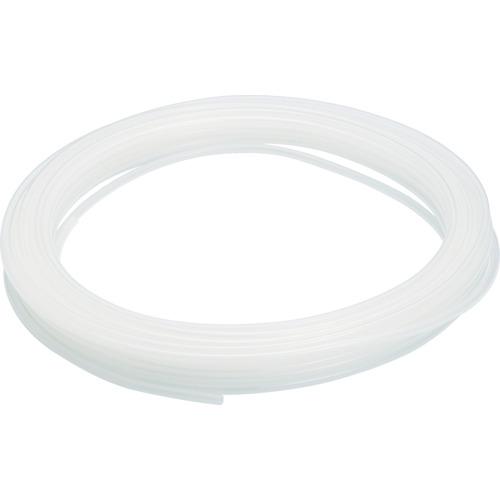 ピスコ ポリウレタンチューブ ミルクホワイト 10×6.5 100M UB1065-100-W