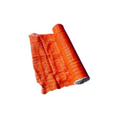 【個別送料1000円】【直送品】TRUSCO ネットフェンス ロール オレンジ 1m×100m TNF-10100-OR