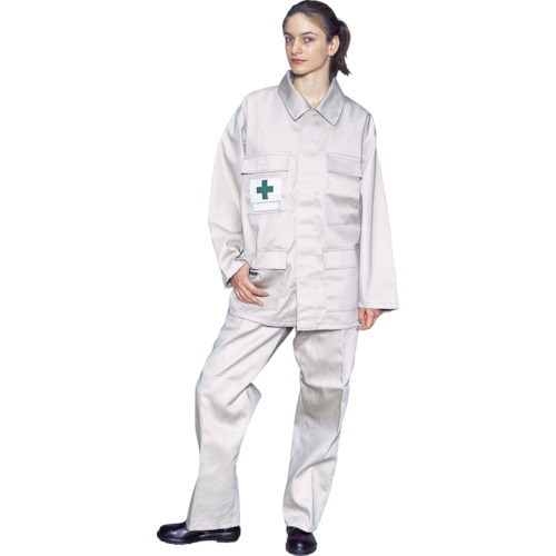 日本エンコン プロバン作業服 上衣着丈77サイズL 5160-B-L