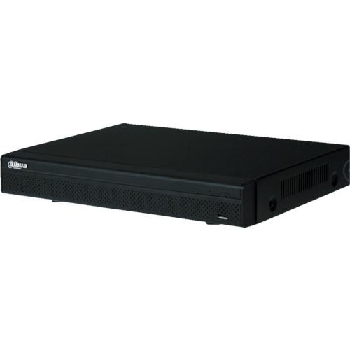 【直送品】Dahua 8CH HDCVIカメラ200万画素対応 デジタルレコーダー 325X255X55 ブラック DHI-HCVR7108HE-S2 2TB-1