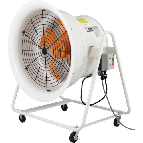 【個別送料1000円】【直送品】スイデン 送風機(軸流ファンブロワ)ハネ500mm 3相200V SJF-T504A