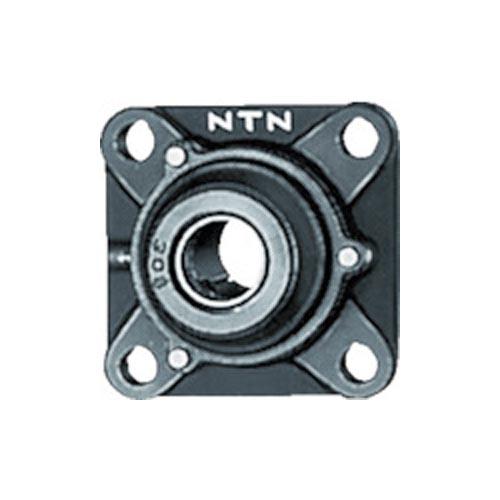 【個別送料1000円】【直送品】NTN G ベアリングユニット(円筒穴形、止めねじ式)軸径90mm内輪径90mm全長280mm UCFS318D1