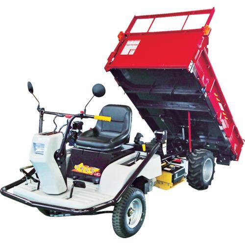 【直送品】CANYCOM 小型特殊自動車 下町小町シオン 油圧ダンプ セル付仕様 J71YACDPH