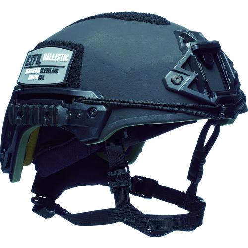 TEAMWENDY Exfil バリスティックヘルメット ブラック サイズ2 73-22S-E22
