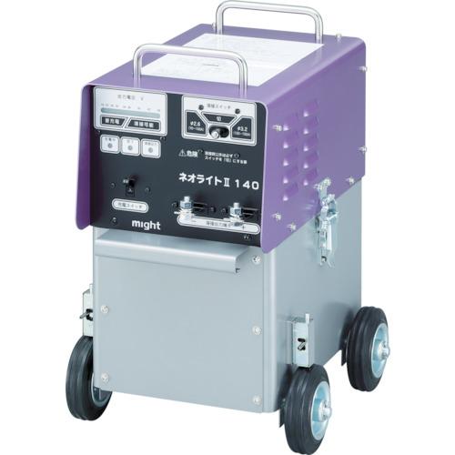 【直送品】マイト バッテリー溶接機 MBW-140-2