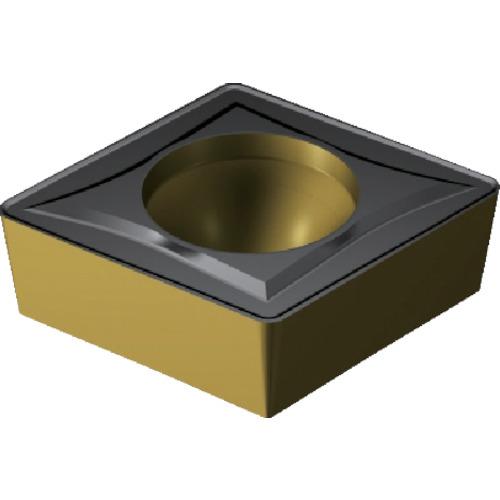 サンドビック コロターン107チップ COAT 10個 CCMT 09 T3 04-UR:4315