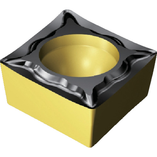サンドビック コロターン107チップ COAT 10個 CCMT 09 T3 08-UM:4315