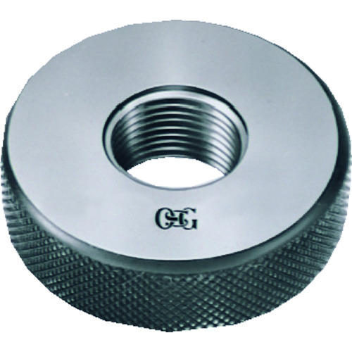 OSG ねじ用限界リングゲージ メートル(M)ねじ 31417 LG-GR-2-M22X1