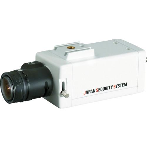 【運賃見積り】【直送品】日本防犯システム AHD対応2.2メガピクセル屋内ボックスカメラ JS-CA1012