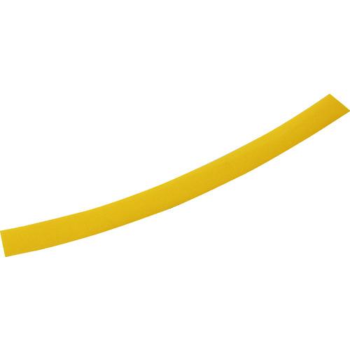 緑十字 ヘルメット用弓型ラインテープ 売却 反射 黄 HLY-Y 235143 20幅×260mm 10本組 大特価