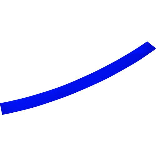 緑十字 ヘルメット用弓型ラインテープ 反射 送料無料カード決済可能 青 235146 通販 激安◆ 10本組 20幅×260mm HLY-BL