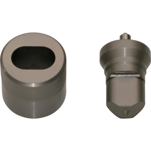 亀倉 ポートパンチャー用標準替刃 穴径11×15mm バリアフリータイプ E-11X15