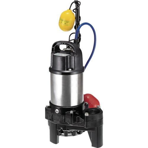 【直送品】ツルミ 海水用水中チタンポンプ 50HZ 口径40mm 単相100V 40TMA2.25S 50HZ