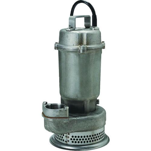 【直送品】ツルミ 耐食用ステンレス製水中渦巻ポンプ 60HZ 50SFQ2.75 60HZ