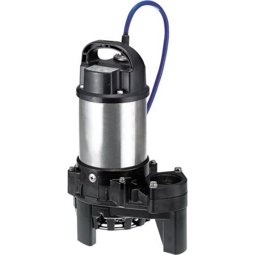 【直送品】ツルミ 海水用水中チタンポンプ 50HZ 口径50mm 三相200V 50TM2.4 50HZ