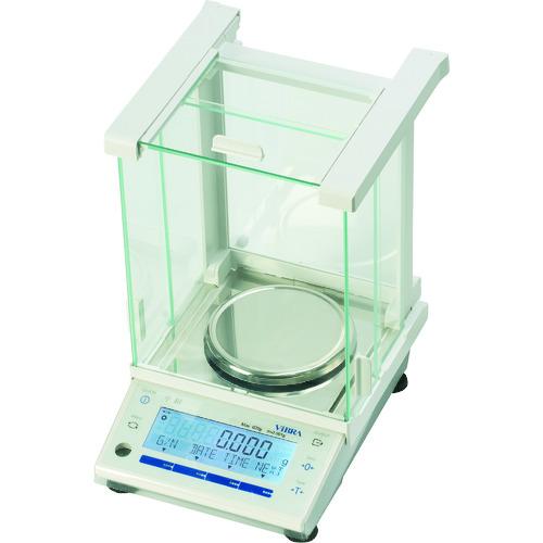【直送品】ViBRA 高精度電子天びん 秤量0.22kg 最小表示0.001g ALE223R