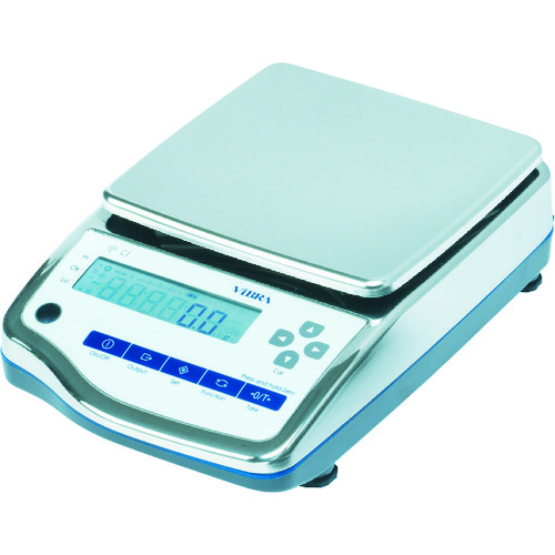 【直送品】ViBRA 防塵防水型高精度電子天びん CJR-3200