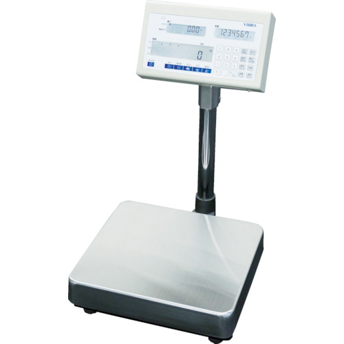 【直送品】ViBRA カウンティングスケール 秤量16kg 最小表示2g CUX16K