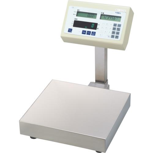 【直送品】ViBRA カウンティングスケール 秤量60kg 最小表示10g CUX60K